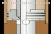 Разбуриваемый пакер – ПРОБКА ПР-Г-102(114) и ПР-Г-146(168)-Я