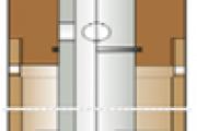 Разбуриваемые пакера (проходные)  ПРК-146(168)-Я для 146 и 168 мм эксплуатационных колонн и ПРК-102(114) для 102 и 114 мм хвостовиков